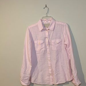 Banana Republic button down size M